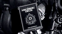 1 decks Mechanic Deck  playing cards by HOPC