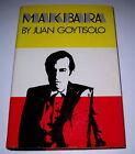 MAKBARA by JUAN GOYTISOLO HC DJ 1981 SEAVER BOOKS