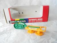 1980-90's Britains Disc Mower No 9539 Boxed