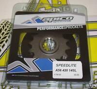 KTM SX 65 1998-2005 Front Sprocket 14T 420 Pitch Apico