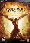 God of War: Ascension -- Collector's Edition (Sony PlayStation 3, 2013)