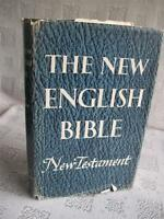 """The New English Bible """"New Testament"""" 1961 HB"""