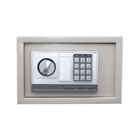 "12"" Digital Electronic Safe Box Keypad Lock Security Home Office Hotel / US SHIP"