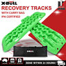 X-BULL 4WD Recovery Tracks Sand Tracks 2pc 5T Sand/Snow/Mud Trax With Carry Bag