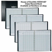"""HOD51407 House of Doolittle 8-1/2 x 11"""" Class Record Book"""