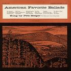 Vol. 2-American Favorite Ballads - Seeger,Pete (2009, CD NEUF)