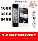 Apple iPhone 4S 16GB 32GB 64GB 2 COLORS 100% Unlocked SHIP FROM MELBOURNE MR