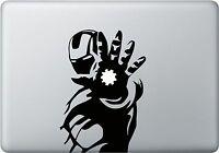 Iron Man - Apple Macbook / Laptop, iPad, iPhone, Vinyl Decal Sticker