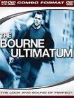 The Bourne Ultimatum (HD DVD, 2007, HD DVD/Hybrid)