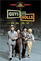 Guys and Dolls DVD***NEW***