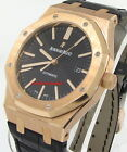 Audemars Piguet Royal Oak 18K Pink Gold Watch New 41mm Case 15400OR.OO.D002CR.01