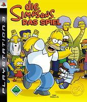 Die Simpsons - Das Spiel für PS3 *TOP* (mit OVP) EU Import