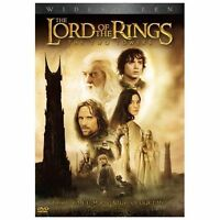 **NEW** Lord of the Rings Two Towers Widescreen 2 Disc Set DVD FREE SHIPPING