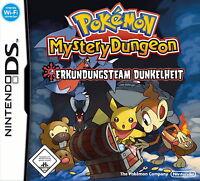 Pokémon Mystery Dungeon: Erkundungsteam Dunkelheit | Nintendo DS