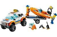 LEGO City Coast Guard 60012: 4x4 & Diving Boat - New in Sealed Box