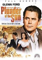 PLUNDER IN THE SUN -- Starring GLENN FORD (Special Edition DVD) LIKE NEW
