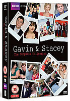 Gavin and Stacey The Complete Collection Series 1 2 3 BBC DVD Comedy Drama New