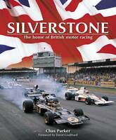 ** Very, very Rare SILVERSTONE huge hardback in EXCELLENT condition **