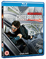 Mission: Impossible - Ghost Protocol (Blu-ray, 2012)