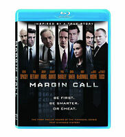 Margin Call [Blu-ray], Excellent DVD, Paul Bettany, Kevin Spacey, J.C. Chandor