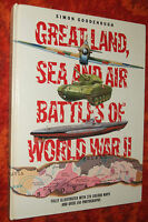 GREAT LAND SEA & AIR BATTLES OF WORLD WAR 2 D-DAY DUNKIRK EL BATTLE OF BRITAIN
