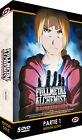 ★Fullmetal Alchemist : Brotherhood★ Partie 1 - Edition Gold - 5 DVD