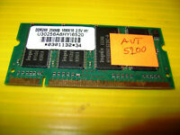 Averatec PC2100 (256MB) DDR Memory For 5100 Series