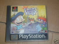 LOVELY SONY PLAYSTATION GAME,RUGRATS THE MOVIE,, VGC.