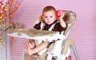 #3 0-4 Age Adjustable Safe Comfortable Kids/Children/Babies Highchair