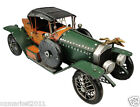* Rolls-Royce Green Iron Sheet Cars Model Decoration/Gift/Collection /Bar Props