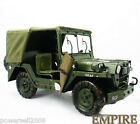 B9904 Handmade Iron Military Shooting Props Decoration World War II Jeep Model
