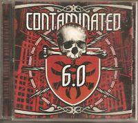 Contaminated 6.0  [CD]  Relapse Records  [Rare Music Sampler]