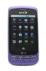 LG Optimus S LS670 - Black (Sprint) Smartphone