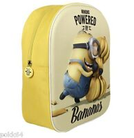Les Minions sac à dos The Minion Bananas M cartable 3D maternelle 31 cm 793594