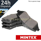 FRONT BRAKE PADS SET FOR ROVER 800 HATCHBACK (1986-1988) BRAND NEW MINTEX