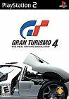Gran Turismo 4 GT4 PS2 (Sony PlayStation 2, 2006) Ships Fast - Excellent Cond.