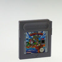Nintendo GameBoy - Spiel | Wario Land: Super Mario Land 3 | inkl. OVP