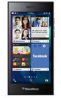 New BlackBerry Leap - 16GB 4G LTE STR100-2 Grey (Factory Unlocked) Smartphone