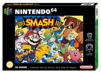 N64 - Super Smash Bros für Nintendo 64 - Spiel #2