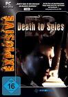 PC- SPIEL - Death To Spies (dt.) (PC, 2012, DVD-Box) NEU & OVP