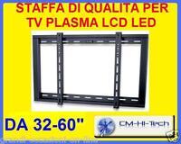 STAFFA SUPPORTO PORTA TV TELEVISORE PLASMA LED 32 37 !