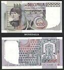 10000 LIRE - ITALIA - ITALY - 10 000 LIRAS ITALIANAS - BILLETE - BANKNOTE - UNC
