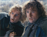 BILLY BOYD Signed 10X8 Photo PIPPIN In LORD OF THE RINGS COA
