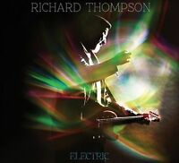 Richard Thompson - Electric [Deluxe Edition w/Bonus CD] Brand New & Sealed!