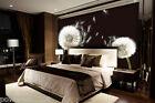 D10 Murals Modern Simple Warm Bedroom TV Background Wallpaper Custom Size
