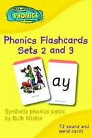 Read Write Inc. Phonics: Home More Phonics Flashcards by Ruth Miskin 55 cards