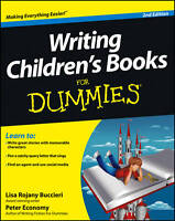 Writing Children's Books For Dummies by Lisa Rojany Buccieri, Peter Economy...