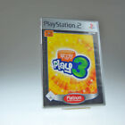Sony Playstation PS2 - Spiel | Eye Toy Play 3 | inkl. OVP | sehr gut