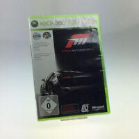 Microsoft XBOX 360 - Spiel | Forza Motorsport 3 | CD | gut