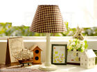 Modern Home Process European Rural Style Palace New Home Gifts Brown Table Lamp